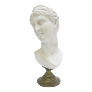19th Century French Marble Sculpture
