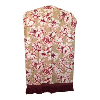Floral Window Treatment Panels Drapes - a Pair