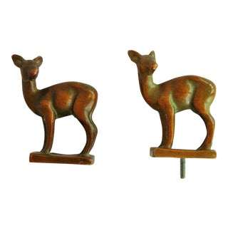 Deer Sculptures