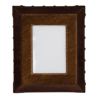 Leather & Hide Picture Frame