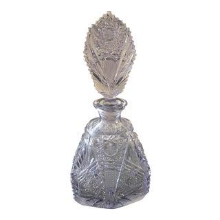 Large Vintage Perfume Bottle