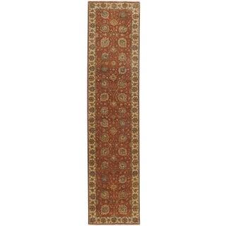 """Indian Handmade Runner Rug - 2'8""""x 11'"""