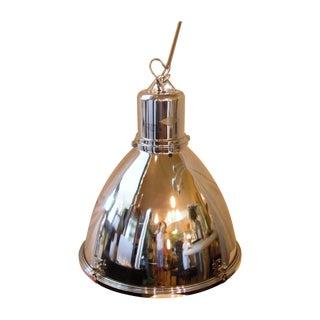 Fulton Industrial Pendant Light by Ralph Lauren
