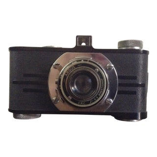 Vintage Art DecoArgus Anastigmat Model A 35mm Camera