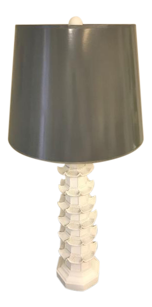 Bungalow 5 Brighton Pagoda Table Lamp