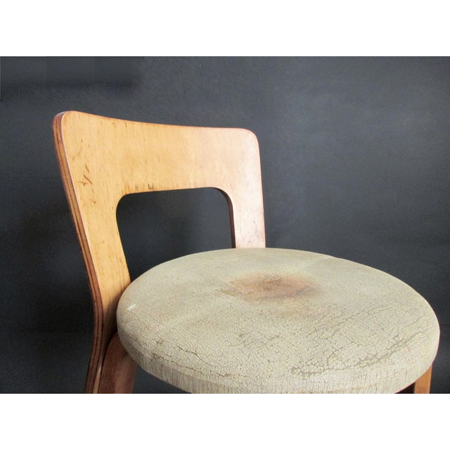 Alvar Aalto L-Leg Low Back Chair - Image 4 of 6