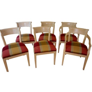Chaddock Hartford Upholstered Side/Arm Chairs - 6