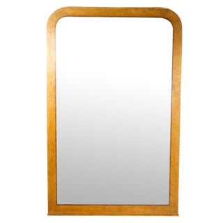 Wooden French Style Mirror