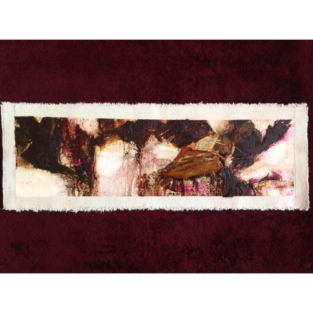 """Dragon Paths"" Original Oil Painting - Image 2 of 3"