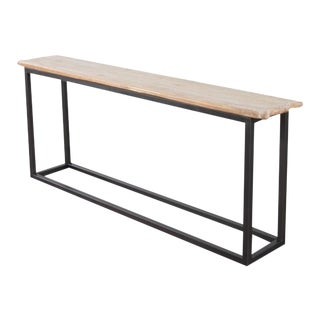 Sarreid Ltd. Reclaimed Door Console Table
