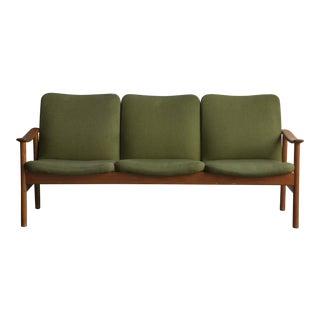 """In the Style of Alf Svensson"" Three Seat Sofa C. 1960s"