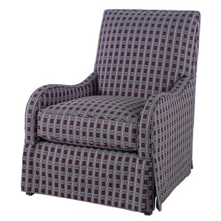 Kravet Marshall Club Chair