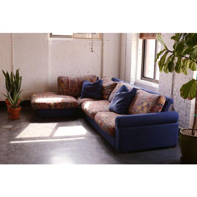 Roche Bobois Vintage Sectional Sofa - Image 2 of 6