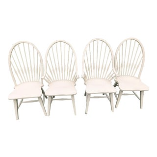 Farmhouse Windsor Chairs - Set of 4