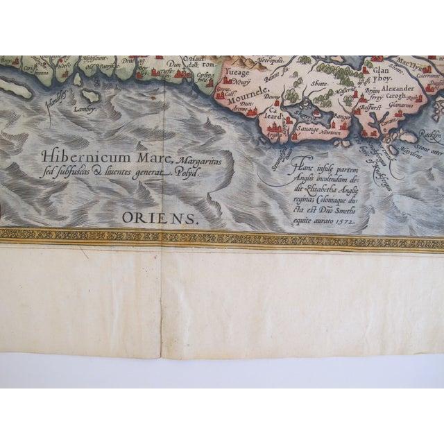 Antique Map of Ireland - Image 4 of 6