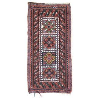 Afshar sumak spindle bag