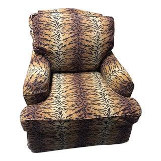Lee Industries Swivel Chair