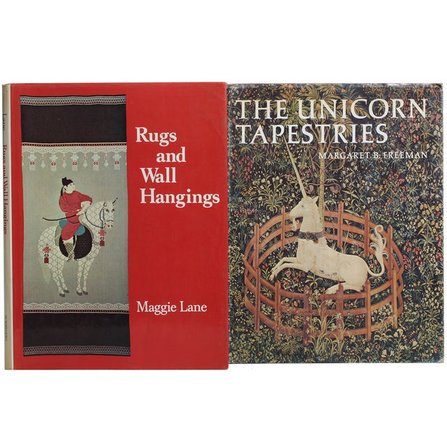 Tapestries Mini Library - S/5 - Image 2 of 2