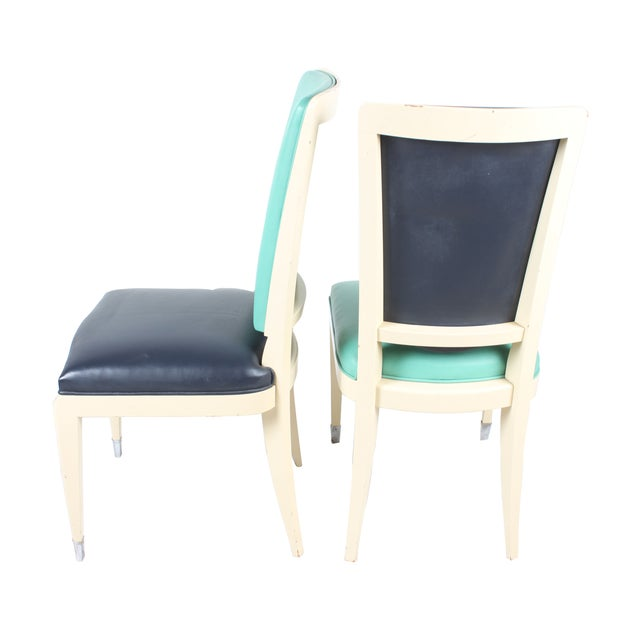 Contemporary Italian Design Chairs - Set of 6 - Image 3 of 3