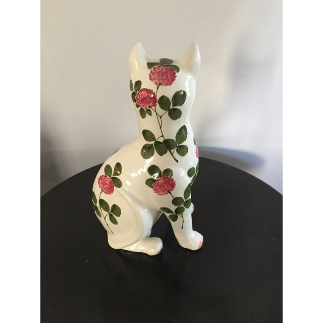 Image of Plichta Pottery Nekola Pinxt Cat London England