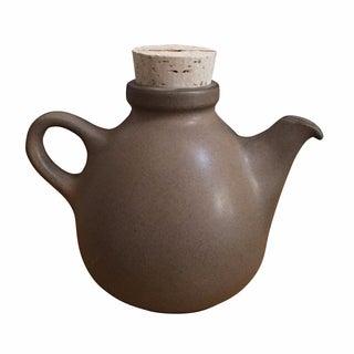 Mid-Century Modern Heath Pottery Teapot