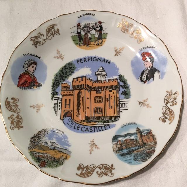 Vintage Limoges Veritable Porcelain Plate - Image 3 of 5