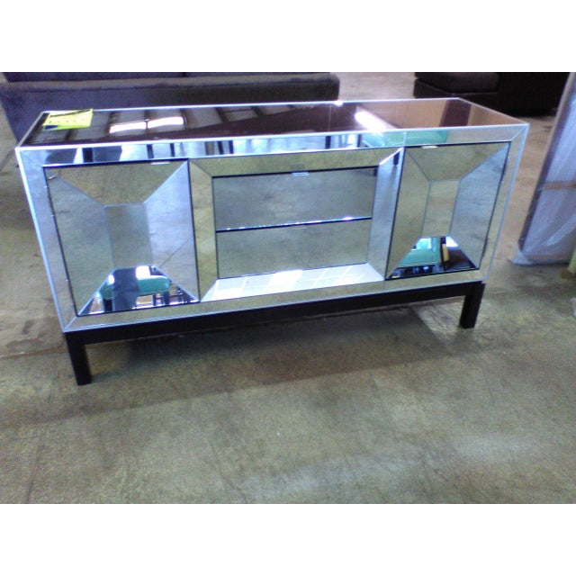 Art Deco Style Mirrored Cabinet/Sideboard - Image 7 of 7