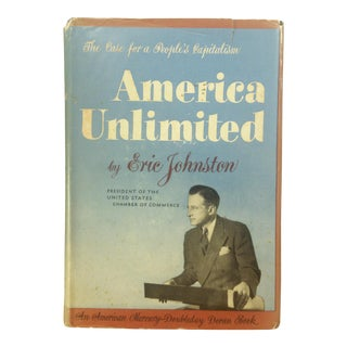 'America Unlimited: The Case for a People's Capitalism' Book