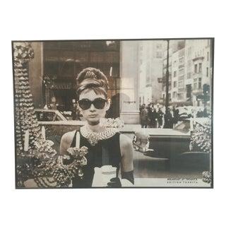 Tushita Publishing Framed Breakfast at Tiffany's Print