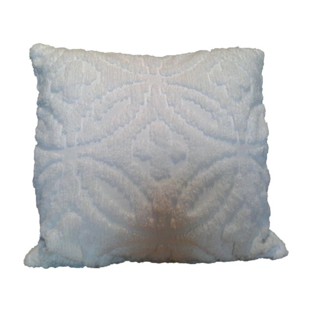 Image of Vintage Chenille Pillow