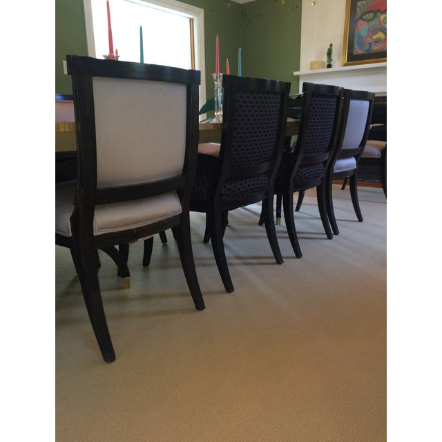 Trouvailles Furniture Dining Chairs - Set of 4 - Image 4 of 10