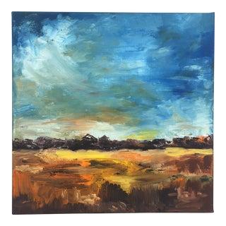 Original Acrylic Landscape Painting