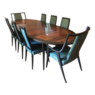 Harvey Probber Dining Table & Chairs