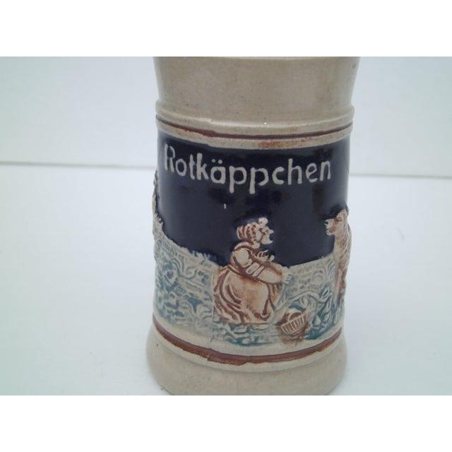 Image of Antique German Childrens Steins - Set of 3