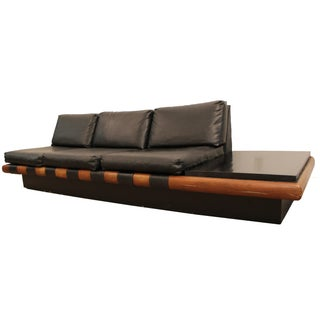 Mid-Century Danish Modern Adrian Pearsall Platform Sofa