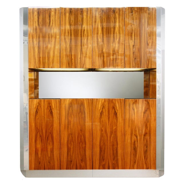 Leon Rosen for Pace Illuminated Double Bar - Image 2 of 7