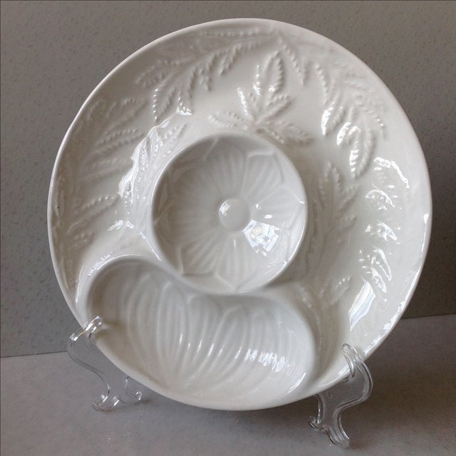 California Pottery Artichoke Plates - Set of 6 - Image 6 of 10