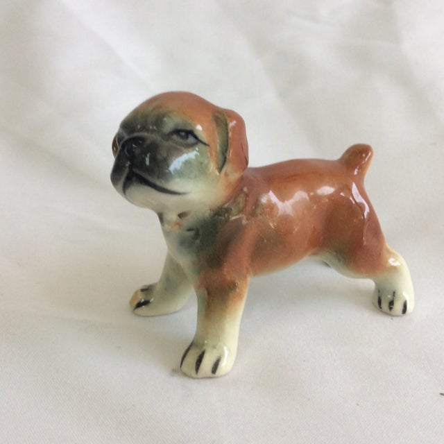 Mid-Century Ceramic Dogs - Set of 3 - Image 5 of 8