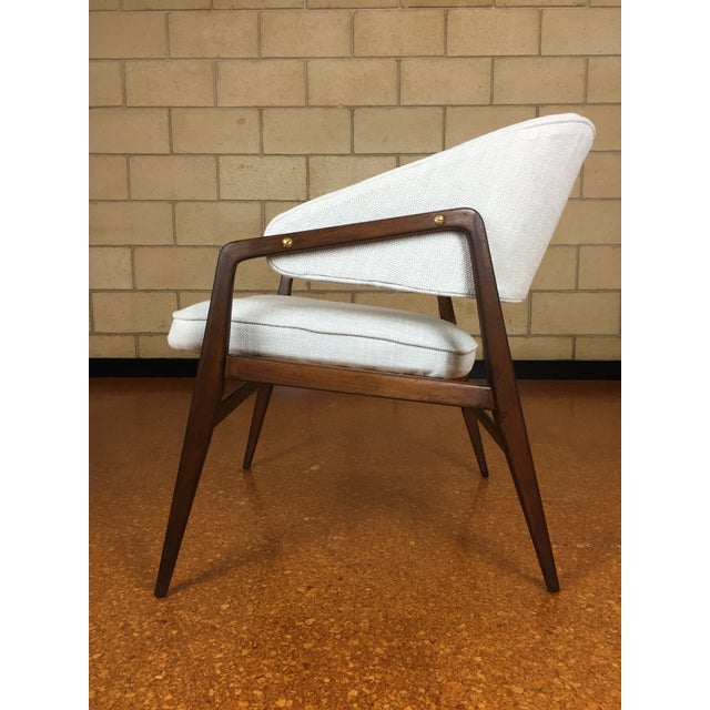 Mid-Century Modern Gio Ponti for Singer & Son Lounge Chair - Image 2 of 11