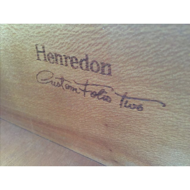 Painted Henredon French Cabinets - Pair - Image 5 of 6