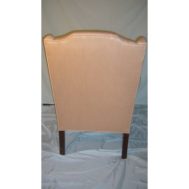 Bernhardt Wingback Chair - Image 6 of 8