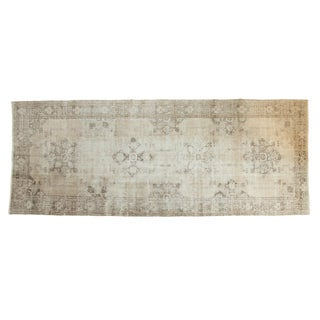 Vintage Distressed Sparta Rug Runner - 5' x 12'8""