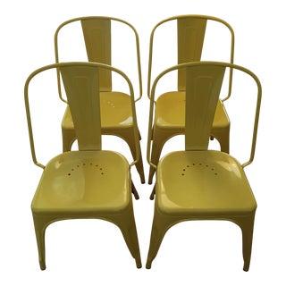 Tolix Marais Ac Chairs - Set of 4