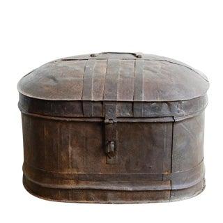 Vintage Iron Box