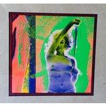 Image of Vintage Pop Art Nude Marilyn Monroe Serigraph