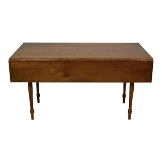 L. Hitchcock Maple Harvest Dining Table