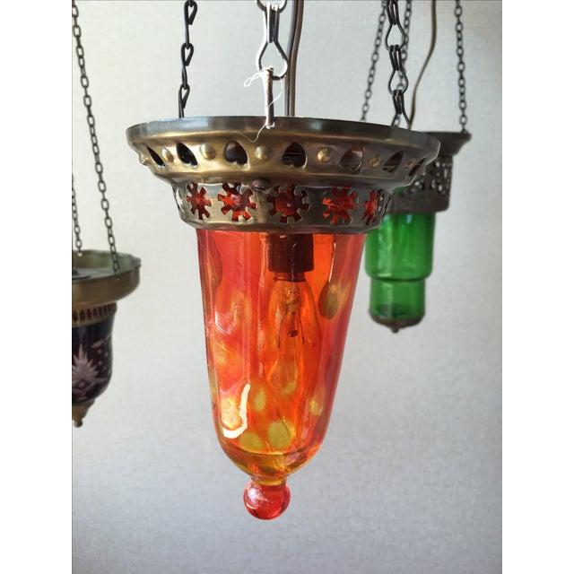 3-Light Turkish Pendant - Image 3 of 6