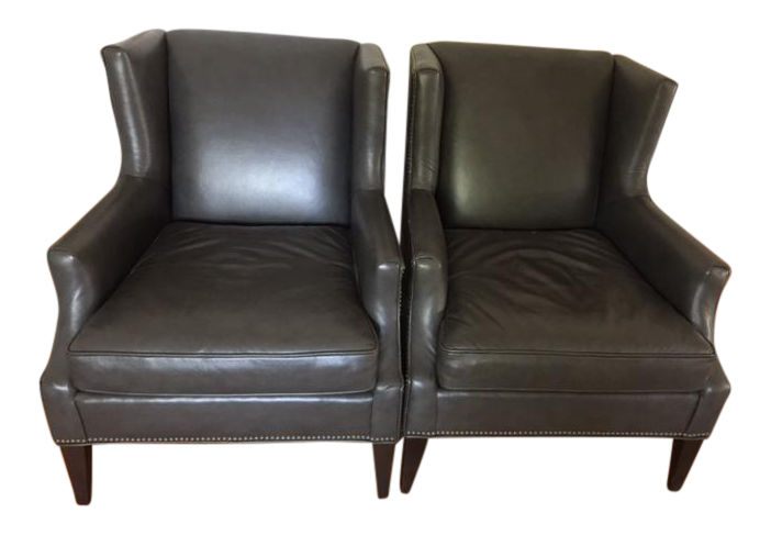 Mitchell Gold + Bob Williams Lyle Chairs   Set Of 2