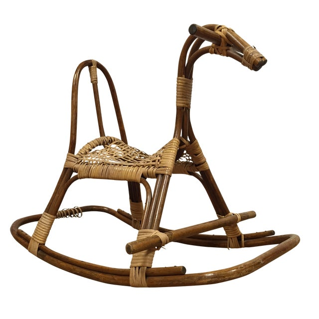 Swedish Rocking Horse - Image 1 of 11