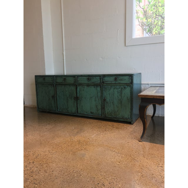 Antique Chinese Cabinet - Image 2 of 5